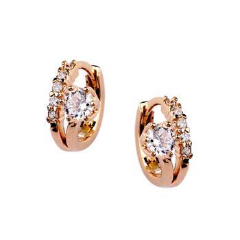 Fashion zircon earring 321572