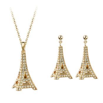 tower jewelry set 134845+125007
