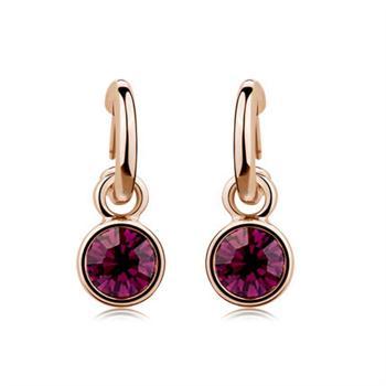 Crystal earring 851050036AB (1203299701AI)