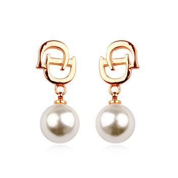 Fashion pearl earring  125612