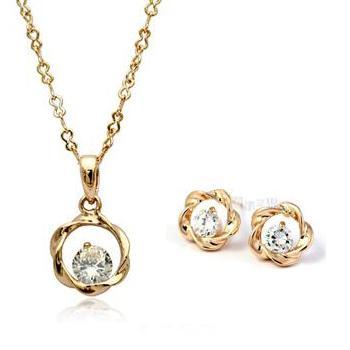 Fashion jewelry set 220529