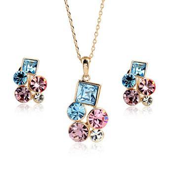 Fashion jewelry set 220373