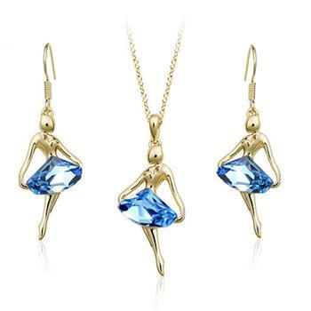 Fashion jewelry set 75086 85175