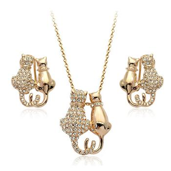 Fashion jewelry set 220403