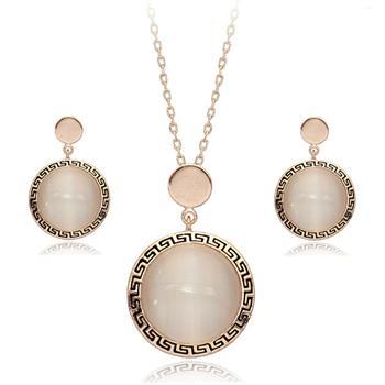 Fashion jewelry set 220621