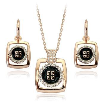 Fashion jewelry set 220413