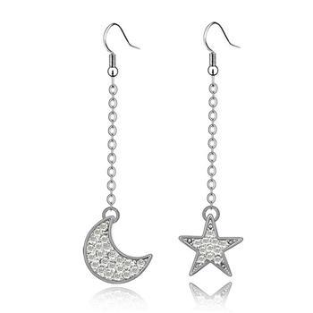 Austrian crystal earring    ky3142