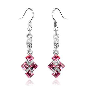 Austrian crystal earring   ky1580