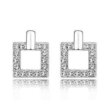 Austrian crystal earring   ky1609