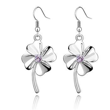 Austrian crystal earring   ky1120
