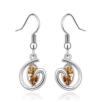 Austrian crystal earring ky259