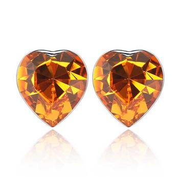 Austrian crystal earring   ky1393