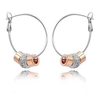 Austrian crystal earring   ky1491