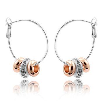 Austrian crystal earring   ky1080