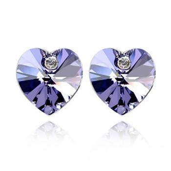 Austrian crystal earring    KY459