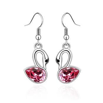 Austrian crystal earring    KY969