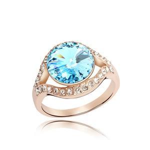 Austrian crystal ring    ky5115