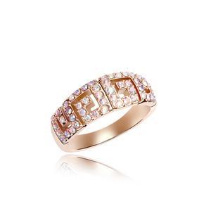 Austrian crystal ring    ky5553