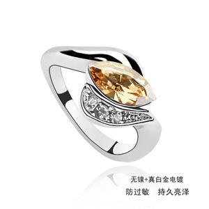 Austrian crystal ring    ky508