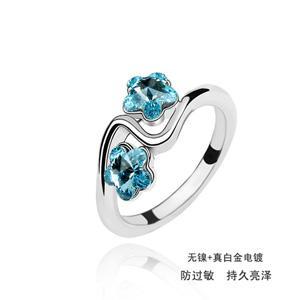 Austrian crystal ring SE0367