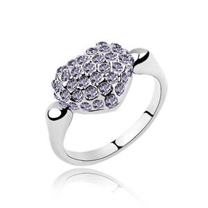 Austrian crystal ring    ky1400