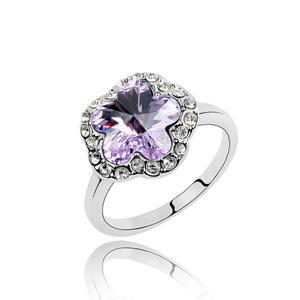 Austrian crystal ring    ky1409