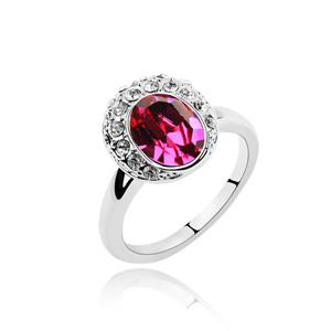 Austrian crystal ring SE1075