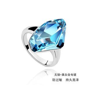 Austrian crystal ring SE0510