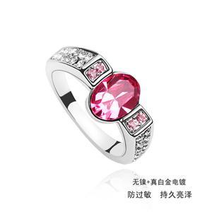 Austrian crystal ring   ky1706