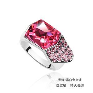 Austrian crystal ring   ky504