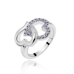 Austrian crystal ring SE1622