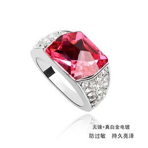 Austrian crystal ring   ky315