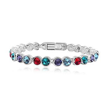 Fashion Austrian crystal bracelet   ky7330