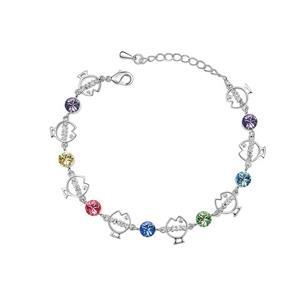 Austrian crystal bracelet   ky1907