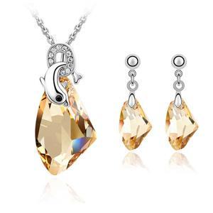 Austrian crystal set   ky4098