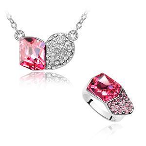 Austrian crystal set    ky2690