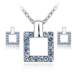 Austrian crystal jewelry set   ky6114