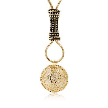 Kovtia  crystal long necklace HXA333C42B
