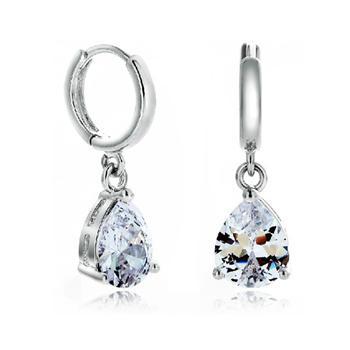 Popular luxury zircon earring 80029