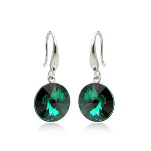 Popular crystal earring E30004