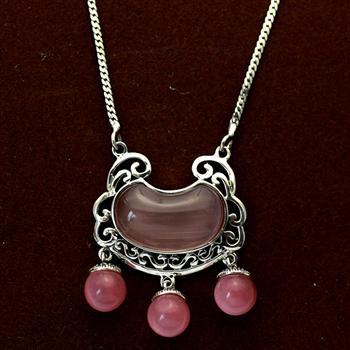 925 Thai silver necklace 850133