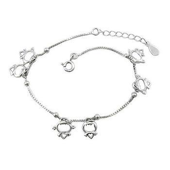 925 sterling silver bracelet 560483