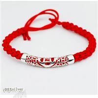 Fashion silver bracelet