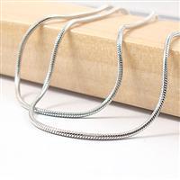 45cm 925 silver chain 012118