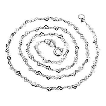 45cm 925 silver chain 040118