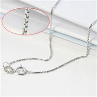 Fashion silver chain 043118