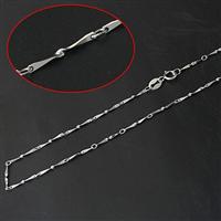 Fashion silver chain 015118