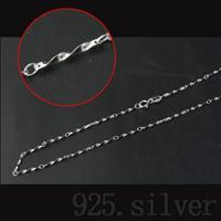 45cm silver chain 000118