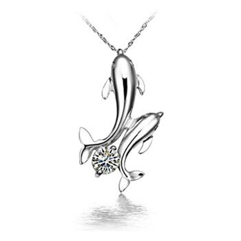 Fashion silver pendant(excluding chain) ...