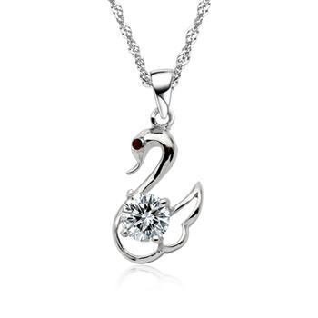 Fashion silver pendant(no chain) 782806